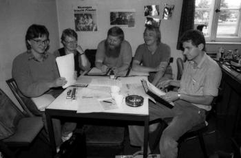 19870000 Grüne  Sitzung