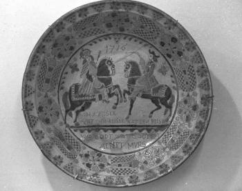 19870113 Volkstümliche Keramik im Alten Rathaus 1
