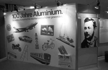 19870115 100 Jahre Aluminium