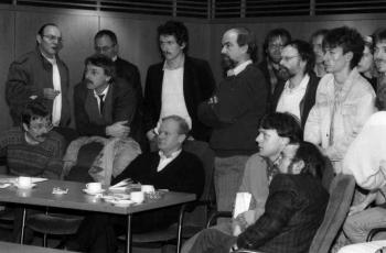19870125 Bundestagswahl  SPD 1