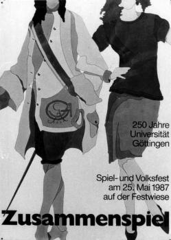 19870413 Uni 250 Jahre 1.Preis