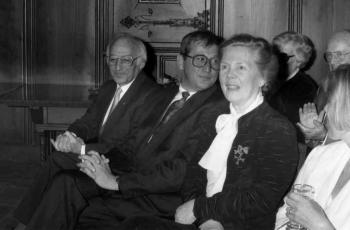 19870427 v.Heynitz,Verdienstkreuz, Levi, Vieten