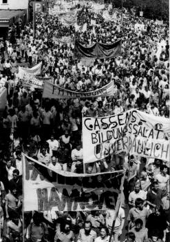 19870513 Uni Streik 3