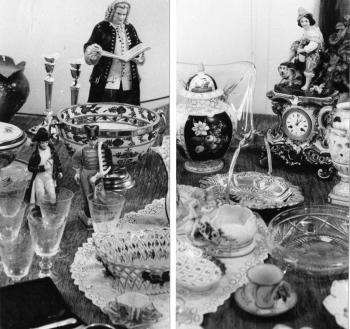 19870817 Antiquitäten aus versch. Jahrhunderten 1