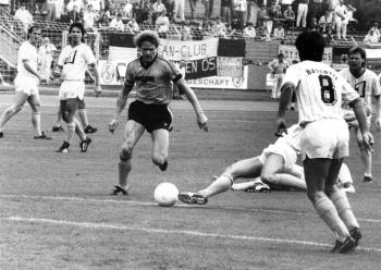 19870823 Göttingen 05 - Arminia Hannover 4-1,Hoping