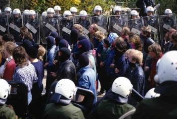 19880508 Demo Polacek, Mackenrode 3