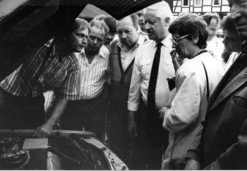 19880531 Hasselmann und Süssmuth (CDU) in Roringen 1