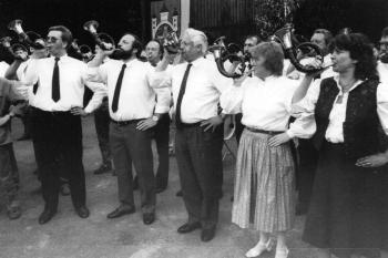 19880531 Hasselmann und Süssmuth (CDU) in Roringen