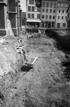 19880817 Ausgrabung Nikolaikirche 3