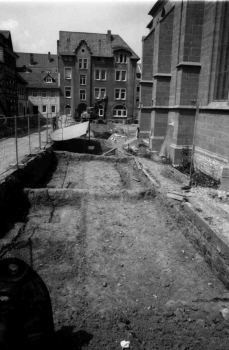 19880817 Ausgrabung Nikolaikirche 6