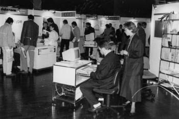 19880914 3. Computer Congress, Stadthalle