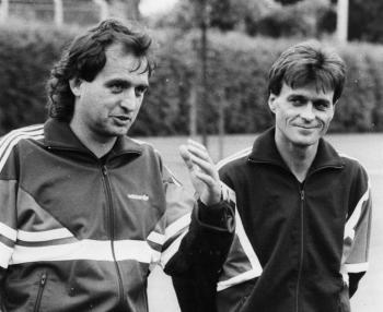 19890702 Göttingen, 05 Trainer Mrosko, Co Koptula