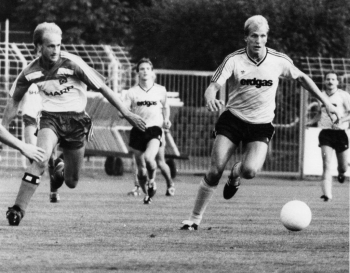 19890823 Göttingen 05 gegen HSV Amt. Köppe