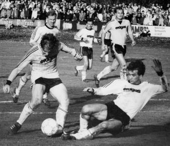 19891104 Göttingen 05 - SVG Böttner