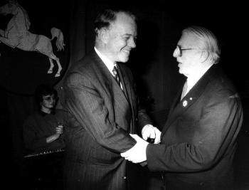 19891205 Ministerpräsident Albrecht, Döring
