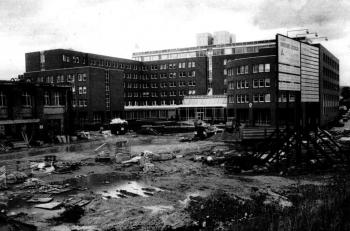 19891219 Neubau Arbeitsamt