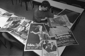 19900119 Stadtarchiv Plakate