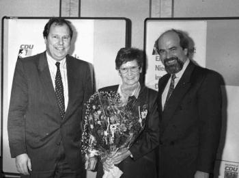 19900120 Kandidatur Süssmuth, Fischer, Noack