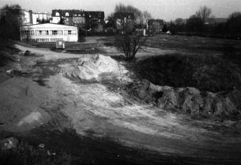 19900225 Abriss für Polizei Gronerlandstr.