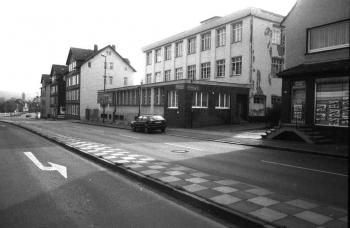 19900225 Abriss für Polizei Gronerlandstr. 2