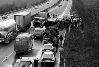 19900301 Unfall A7 Friedland 1