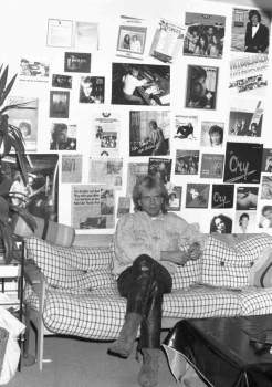 19900330 Matthias Reim in Göttingen 1
