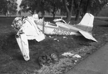 19900618 Flugzeug Absturz Hammenstedt