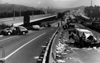 19900629 Unfall BAB Hedemünden 2