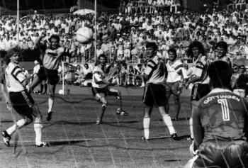 19900804 Fussball Göttingen 05 gegen HSV
