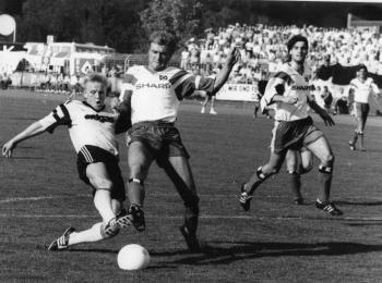 19900804 Göttingen 05 gegen HSV, Schulz