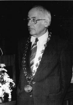 19901010 Artur Lev Oberbürgermeister