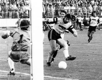 19901027 Göttingen 05 gegen SVG, Niemeyer