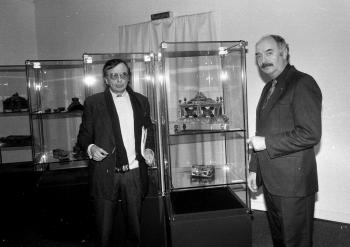 19910000 Tete Böttger Ausstellung