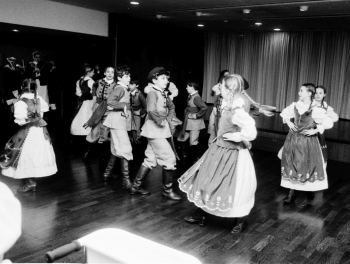 19910322 Posener Folkloregruppe