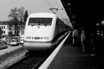 19910601 Neuer ICE Zug