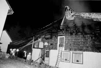 19910614 Feuer Tischlerei Geismar