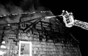 19910614 Feuer Tischlerei Geismar 2