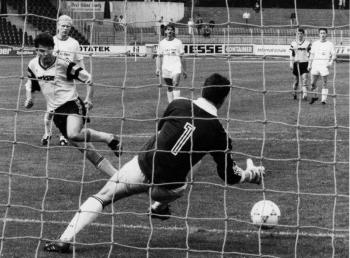 19910615 Göttingen 05 gegen VfL Wolfsburg