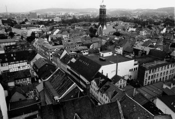 19910829 Göttingen von St. Johannis 1