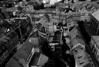 19910829 Göttingen von St. Johannis