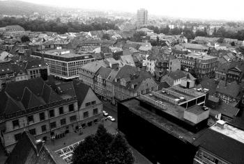 19910829 Göttingen von St. Johannis 2