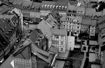 19910829 Göttingen von St. Johannis 3