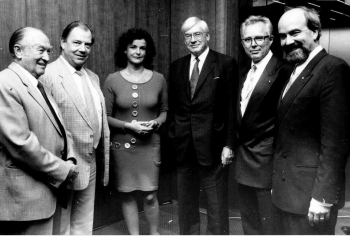 19910918 Computer Kongress, Schilling,Noack,Hack,Donder