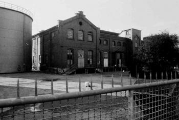 19910920 Gaswerk von 1861 Maschmühlenweg