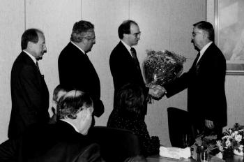 19911014 Bley Bundesverdienstkreuz 1