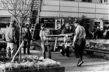 19911210 Feuer Klinikum 5