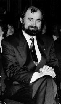 19920221 Nobelpreisträger Prof. Neher