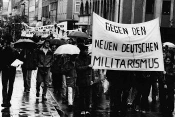 19920421 Demo Ostermarsch