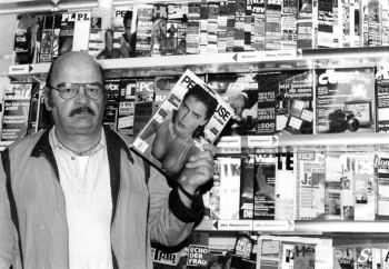 19921007 Heinz Eicke, Strafe wegen - Penthouse-