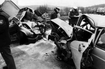 19930119 Unfall BAB Friedland